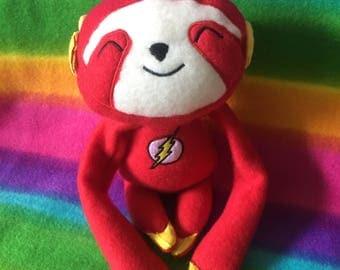 Flash Sloth Slothflash Plush Toy