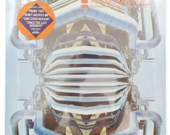 Vintage 80s The Alan Parsons Project Ammonia Avenue Pop Rock Album Record Vinyl LP