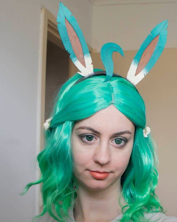 Leafeon Cosplay Ears