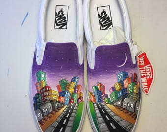Personalized Vans