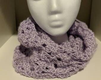 Felicia - infinity scarf - fall, winter, spring fashion
