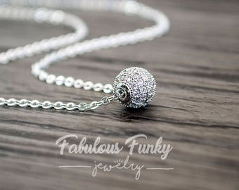 Premium Silver Necklace