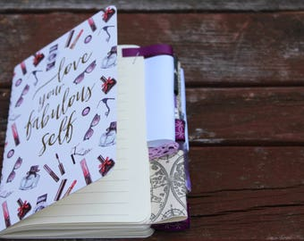Love Your Fabulous Self Altered Journal