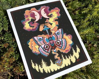 Pandoras Box || Giclee Print
