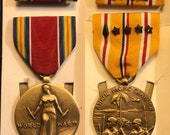 World War II Medals (set of 2)