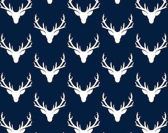 Deer Antler Fabric Etsy