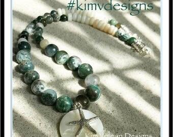 Starfish Pendantt Necklace