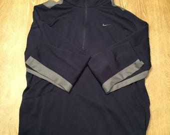 Nike Sphere Dry Half Zip Pullover XL