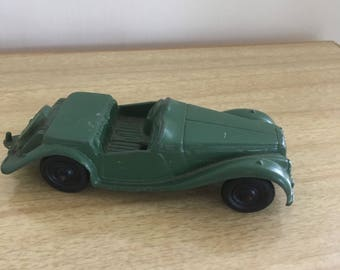 Vintage Tootsie Toy Car MG Chicago 24