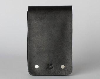 Leather belt pouch/men waist bag/leather belt bag/bauchtasche/leather hip bag/cell phone pouch/hip bag/leather fanny pack/pocket belt