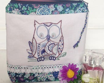 Unique-Gift-for-Wife, Gift-Ideas-for-Girls, Gift-Ideas-for-Daughter, Unusual-Gift-for-her, Unique Embroidered Gift for Wife, Gift-for-Mom