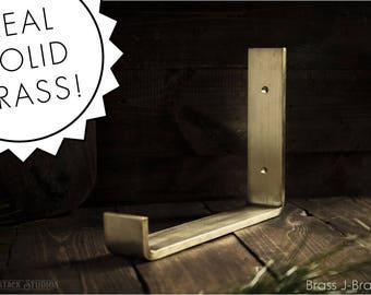 brass shelf bracket mid century modern brass decor hardware modern open shelves rustic