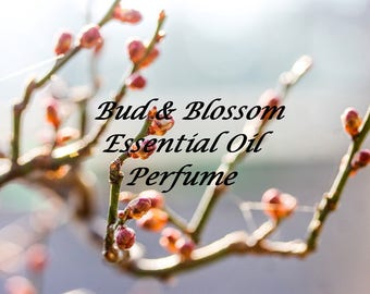 Essential oil perfume, Essential Oil Fragrance, Essential Oil Perfume, Roll on Fragrance, Perfume, Natural perfume,  Bud & Blossom Scent,