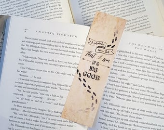 Harry Potter - I solemnly swear that I am up to no good - Bookmark