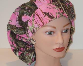 Pink Camo Scrubs Etsy