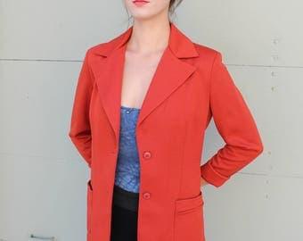 Blazer Women, vintage jacket, ladies blazer, vintage blazer, 70s jacket, suit jacket, women's blazer, clothing