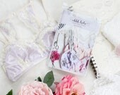 PRINTED Jasmine Bra Sewing Pattern