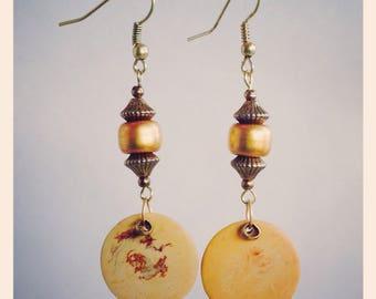 the RAZ || dangle earrings