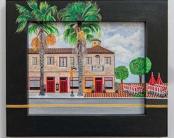 Pineapple Avenue, Sarasota, Florida