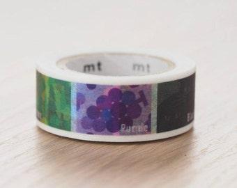 Colors washi tape | MT Masking Tape Summer Collection 2017 MT for Kids washi tape (MT01KID028)