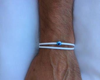 1+1 FREE Evil Eye Bracelet,Under 5 Dollars,Evil Eye Choker Bracelets,Evil Eye Jewelry,Greek Evil Eye Bracelet,Under 10 Dollars Gifts