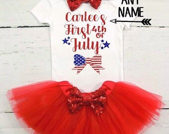 girls first 4th of july first 4th of july outfit baby girls 1st 4th of july girls first fourth of july outfit first 4th of july bodysuit