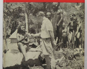 Papuans and Pygmies by Alfred Vogel 1953 First Edition
