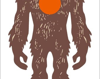 Redding bigfoot archery target, outdoor archery target