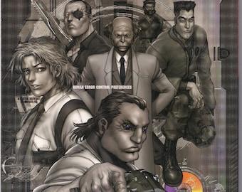 Ghost in the Shell 1.5, 攻殻機動隊 Kōkaku Kidōtai,Human Error Processor,MATURE,Mobile Armored Riot Police Manga,Kodansha Comics,Shirow Masamune