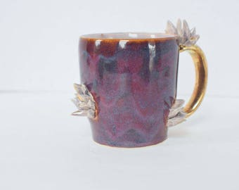 Coffee Mug Gift - Quartz - Crystal Mug - Coffee Mug