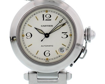 Cartier Pasha 2324 Stainless Steel Automatic