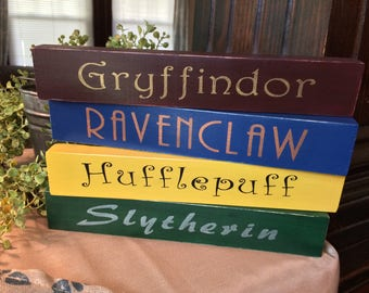 Harry Potter House Signs-You Choose!