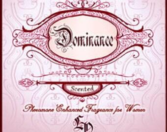 Dominance - Permanent Collection - Pheromone Enhanced Perfume for Women - Love Potion Magickal Perfumerie