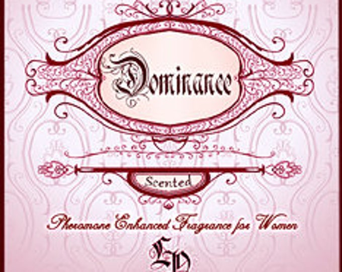 Dominance - Permanent Collection - Pheromone Enhanced Perfume for Women - Love Potion Magickal Perfumerie