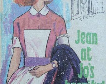 Jean at Jo's Hospital - Vintage Youth / Adult Series Reading Book