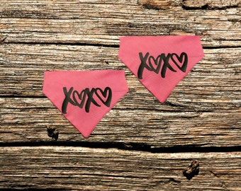 XOXO  Over The Collar Pet Bandana
