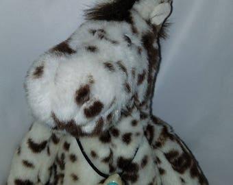 Charlie Horse Mary Meyer Plush Pony Stuffed Animal Toy Appaloosa Bolo Tie