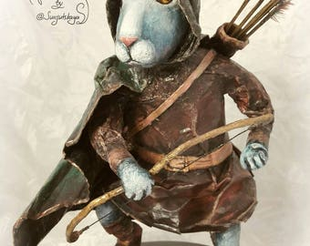 Rabbit warrior