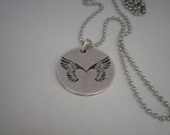 Placebo Custom Necklace  925 Silver Plated Free Shipping