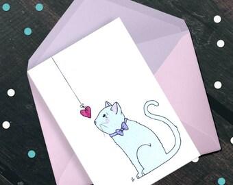 Meow Valentine
