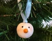 Snowman Tree Decoration, Christmas Tree Ornament, Hanging Snowman, Hanging Tree Ornament, Christmas Decoration, Christmas Decor