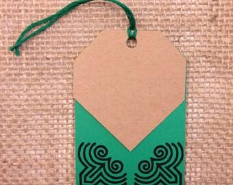 Hmong Gift Tags 2