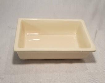 Haeger Cream Ceramic Planter 882
