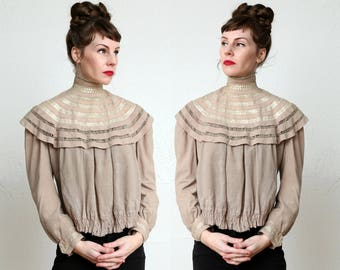SALE Antique 1800s Blouse