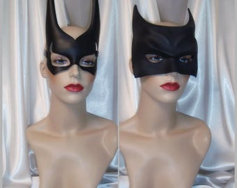 Batman and Batgirl Couples Masks, Batman Mask, Batgirl Mask, Couples Masks, Superhero Masks