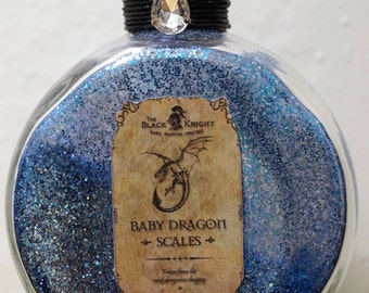 Baby Dragon Scales Potion Bottle