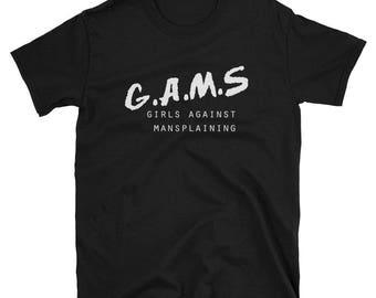 Feminist Tshirt • Tumblr Tshirts • Feminism Shirt • Girl Power Tee • Women's Clothing • Feminist Shirt « PF00 «