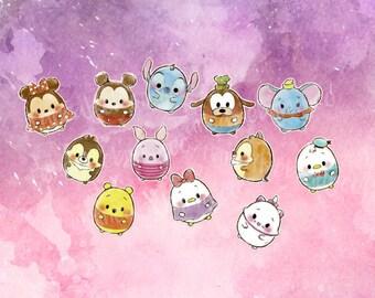 Ufufy Disney inspired stickers