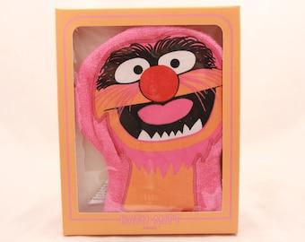 "Vintage/New 1981 Hallmark Party ""Animal"" Bath Mitt. Groucho"
