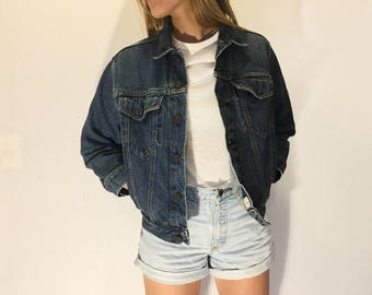 Vintage Medium Levi Strauss Denim Jacket